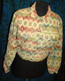 Melinda Zollar Western Flair Tapestry Jacket M   **PRICE REDUCTION! ***
