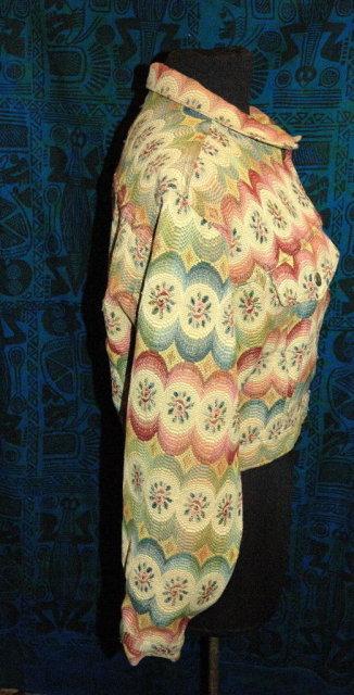 Melinda Zollar Western Flair Tapestry Jacket M   **PRICE REDUCTION! ***