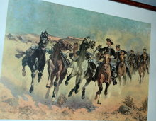 Frederic Remington Print