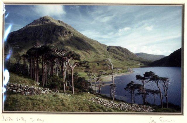 Photograph Delphi Vally Ireland Sean Thomkins