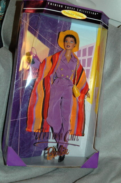 African American Barbie Uptown Chic Collector