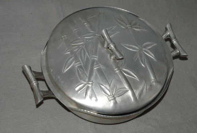 Bamboo Design Everlast Forged Aluminum Casserol Dish