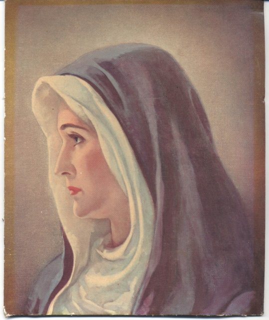 Old Nun Print