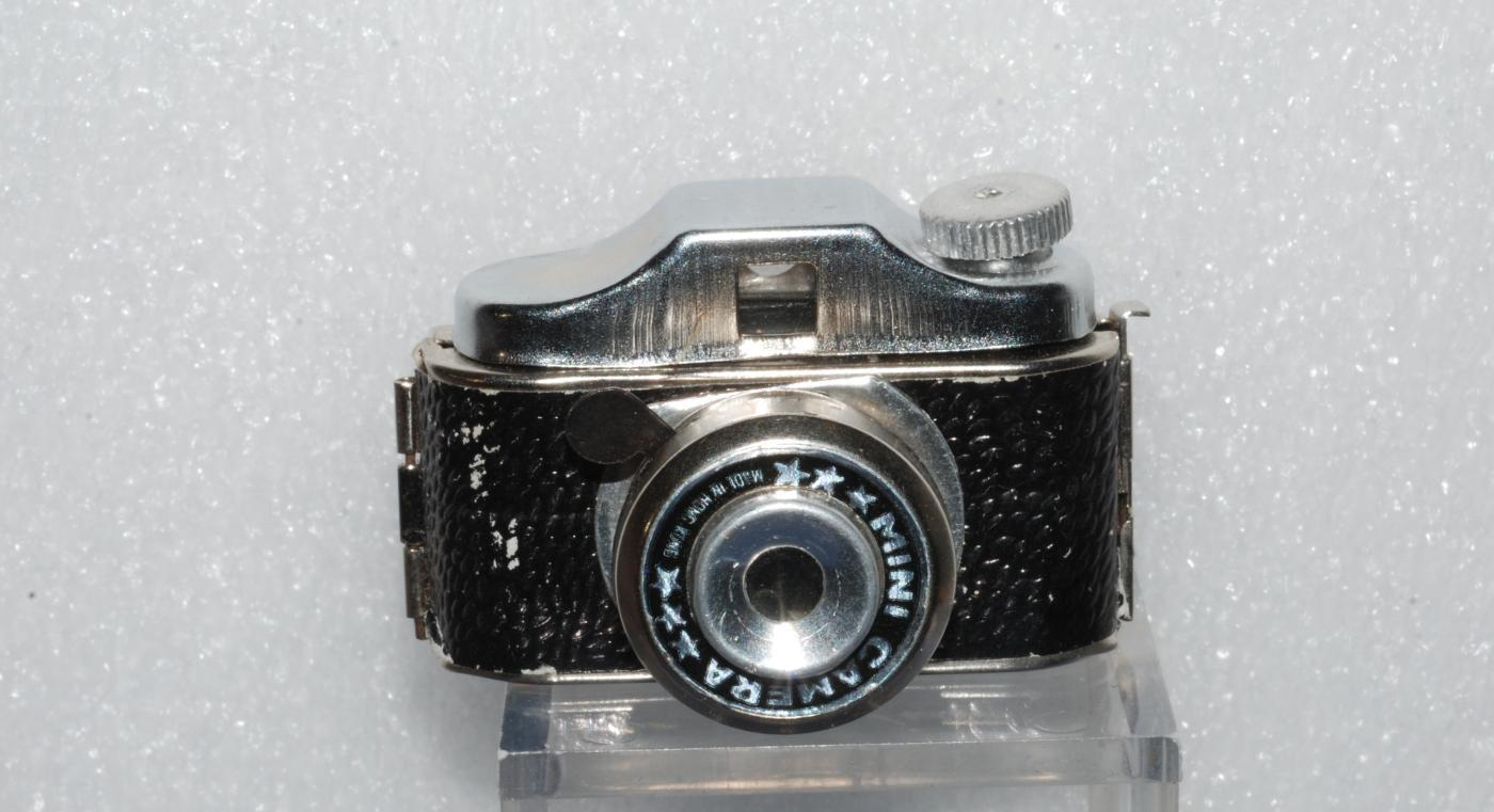 1970's Subminiature Spy  Miniature Novelty Camera Made in Hong Kong,