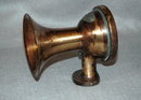 Old Brass Cunningham Air Whistle size 1AF   PRICE REDUCTION!**