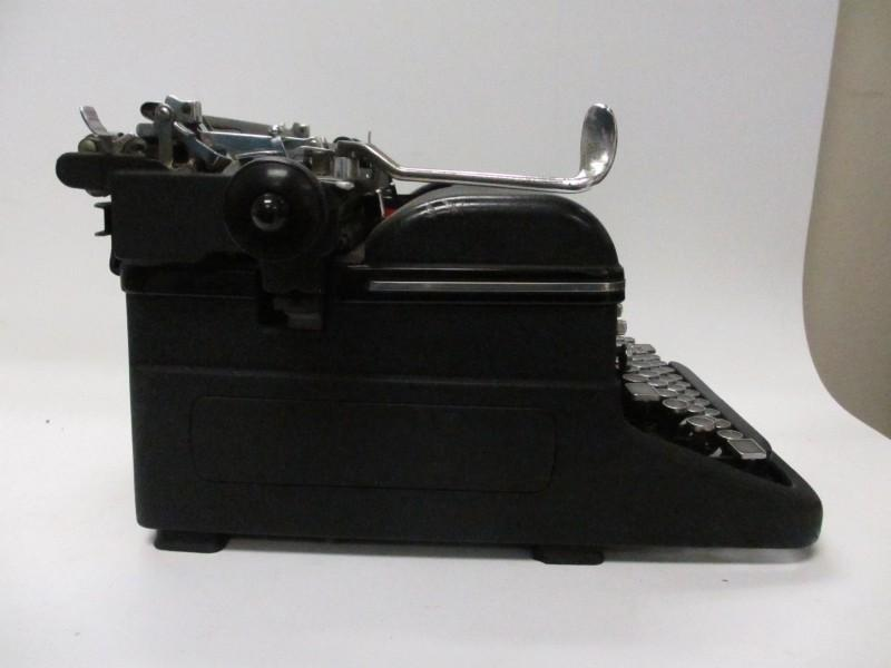 Royal Typewriter Black Antique