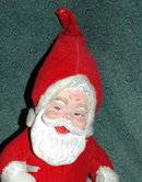 Rushton Star Creations Vintage Santa Claus