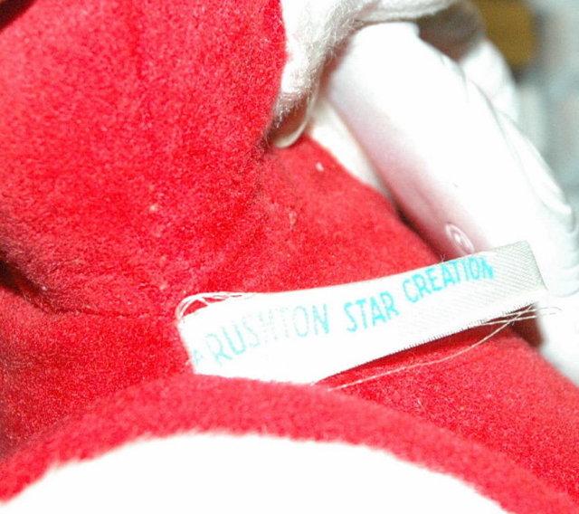 Rushton Star Creations Vintage Santa Claus