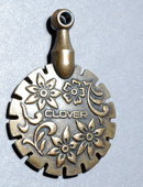 Clover Yarn Cutter  Vintage  Souvenir Item from Japan