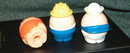 Fisher Price Round Little People 3 pc Lot