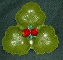Maurice California USA  Relish  Platter   * PRICE REDUCDED * !