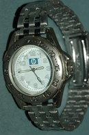 Hewlett Packard Invent Logo  Advertising  Watch