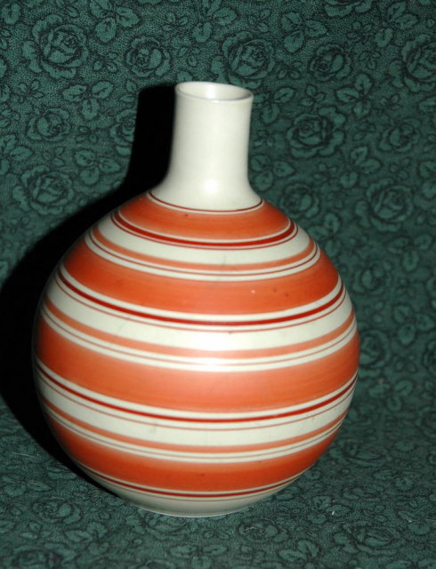 Pottery Seed  Pot Vase  Signed  * PRICE REDUCDED * !