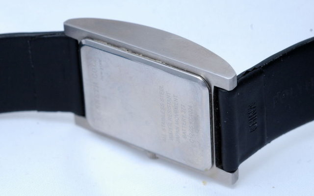 Kenneth Cole New York Brushed Steel Men's Watch
