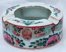 Chinese Porcelain Ashtray & Match Holder