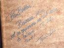 Animated Art MC Skat Kat Tone Loc Dedication & Autograph   orig art from Paula Abdul Opposites Attract