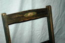 Antique Folding Wooden Child's Chair