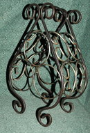 Wrought Iron French Wine Rack -***PRICE REDUCTION!***