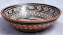 TONALA POTTERY BOWL signed Jimon
