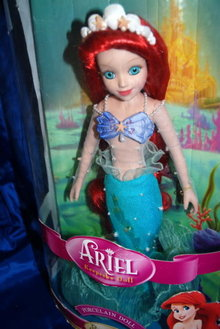 Brass Key Special Ed.  The Little Mermaid **PRICE REDUCTION SALE!!**