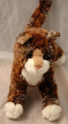 COSMO THE TORTOISE CAT by Douglas Cuddle Toys 12