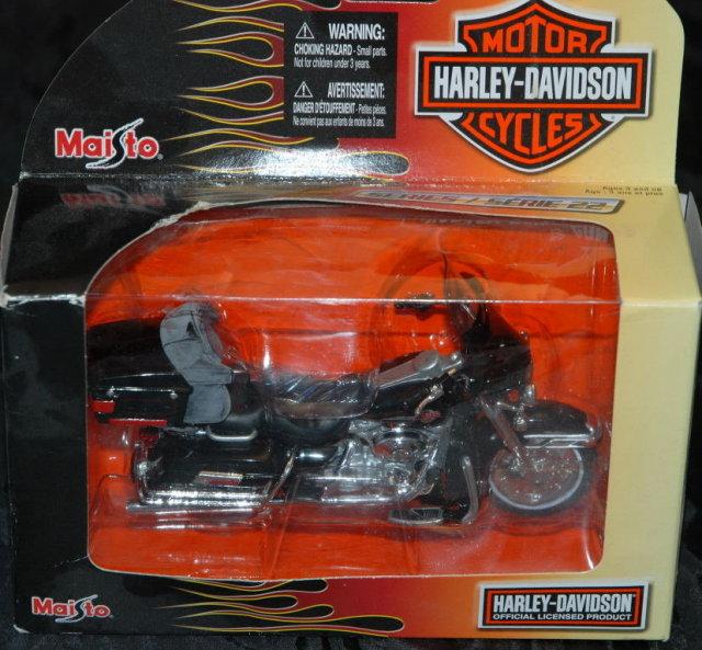 Maisto - Harley-Davidson Motorcycles Series 22 Die Cast 1:18