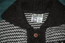 Runox Scandia Strik of Denmark  Pure New Wool Cardigan Sweater  * PRICE REDUCED !**