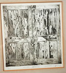 Numbered Etching