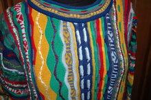 Coogi  of Australia Cotton Sweater   size 20 Large- xl