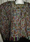 Guatemalan Mayan Huipil Nebaj  Handwoven   *** PRICE REDUCED!***