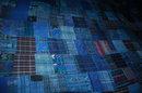 Guatemala  Guatemalan Huilpil patchwork quilt
