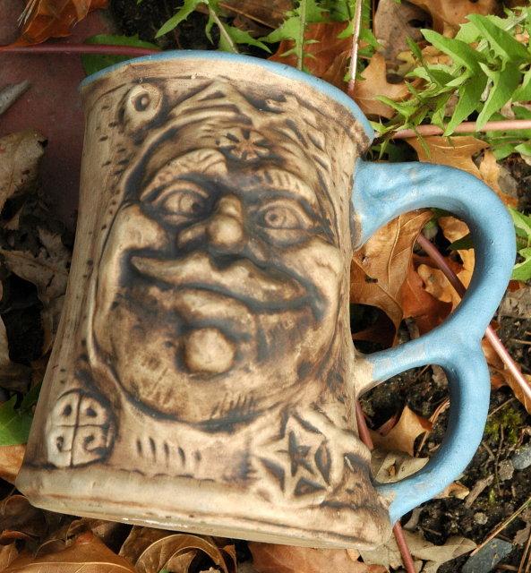 Jim Rumph's The Cross-Eyed Tankard Stein, Mug