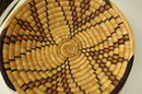 Native Basket, Large Woven Grass Bowl -MORACCAN- *PRICE REDUCTION!*