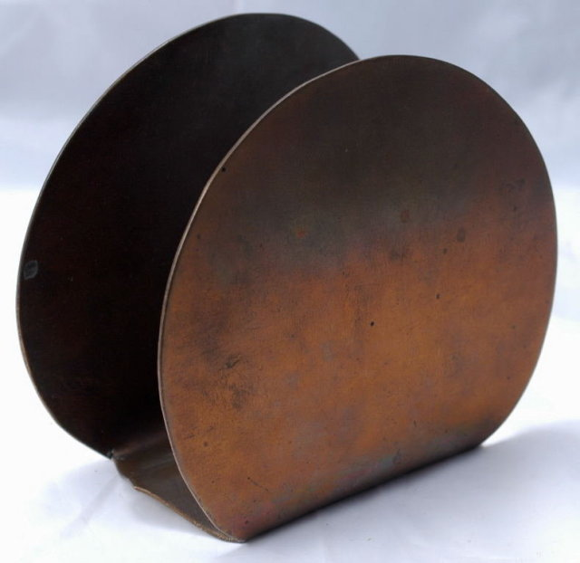 Bronze Napkin Holder