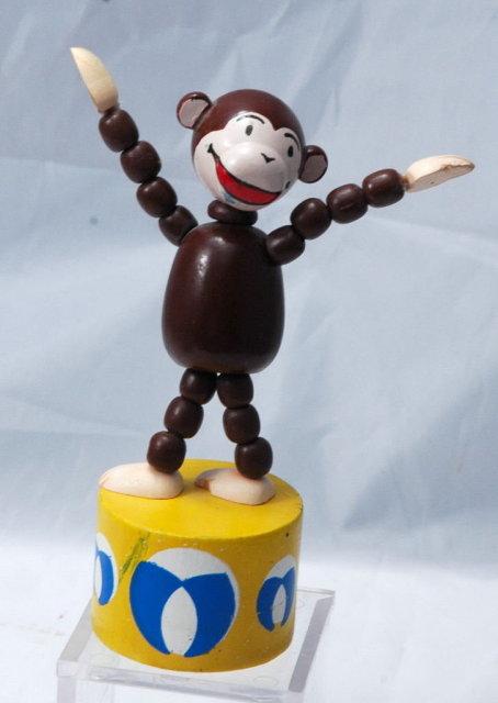 Curious George Figurine
