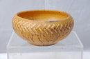 Stoneware Pottery Bowl Interesting design