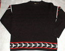 Colorado Knits Vintage Ski Sweater 100% Orlon Acrylic size large   * PRICE REDUCED !**