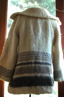 Hilda LTD. Icelandic Wool Cardigan Sweater  Coat