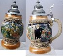German Beer Stein - Neuschwanstein, Limited Edition, Signed & numbered