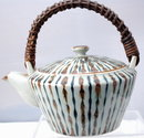 Hastings Pottery Stoneware Teapot British Modernist