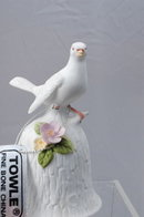 Towle Fine Bone China Bird Bell with tag