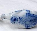 Blue White Porcelain Elephant PAIR Delft