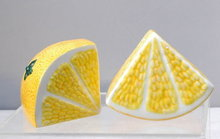 Lemon Wedge Salt and Pepper Shakers 3