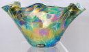 Glass Eye Studio Art Glass Mini Floppy Bowl