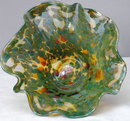 Glass Eye Studio Art Glass Mini Floppy Bowl