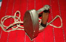 Antique Electric Iron  -General Electric
