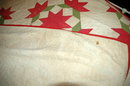 Antique  Hand Stitched Quilt  74