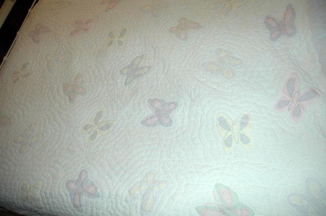 Butterfly Design Quilt
