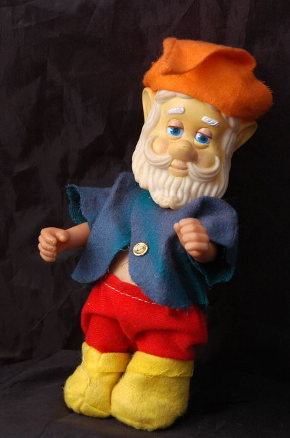 Vintage Gnome -Elf Doll by Eugene Doll company PRICE REDUCTION!