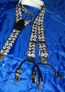 Child's Mickey Mouse Suspenders, Braces